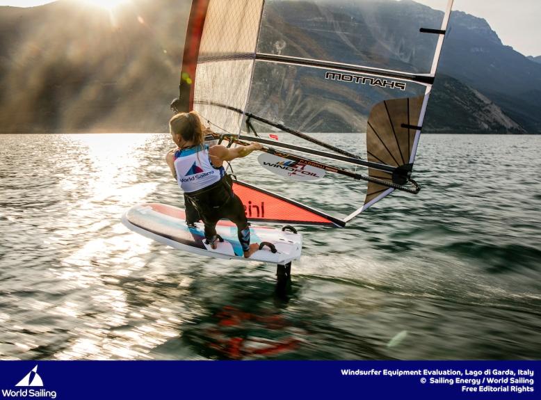 Windsurf Sea-trials